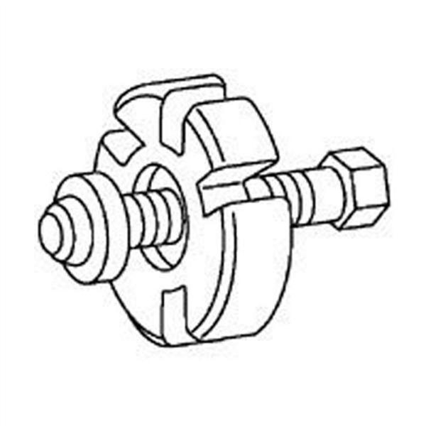 Crankshaft Rear Main Oil Seal Installer T82L-6701-A