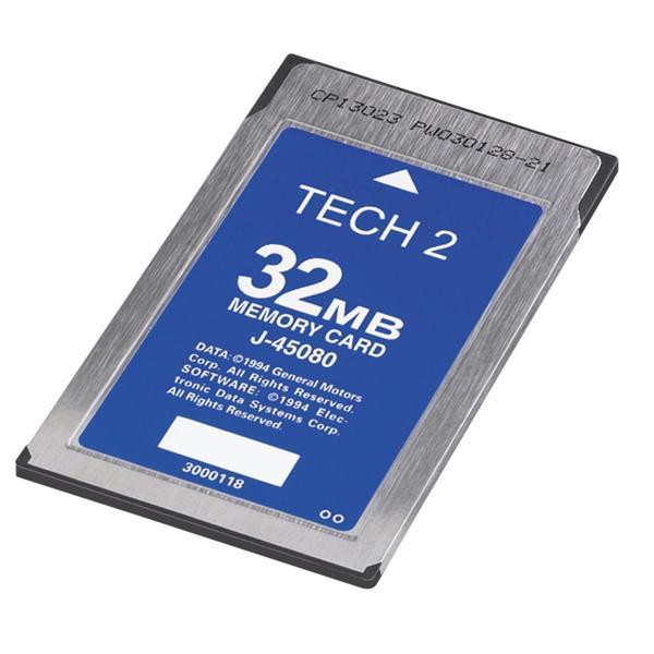 32MB Card for OTC Tech 2