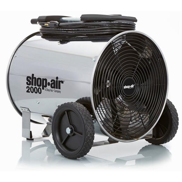 Portable Air Circulators : Shop vac portable air circulator