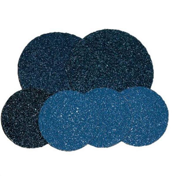 "3""36 Grit Blue Zirconia Mini"