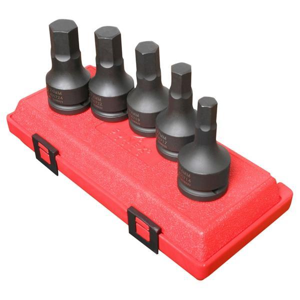 645262 62mm Impact Socket Genius Tools 3//4 Dr